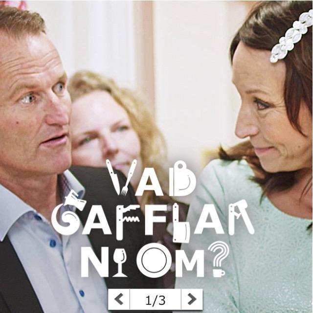 svensk humor serie